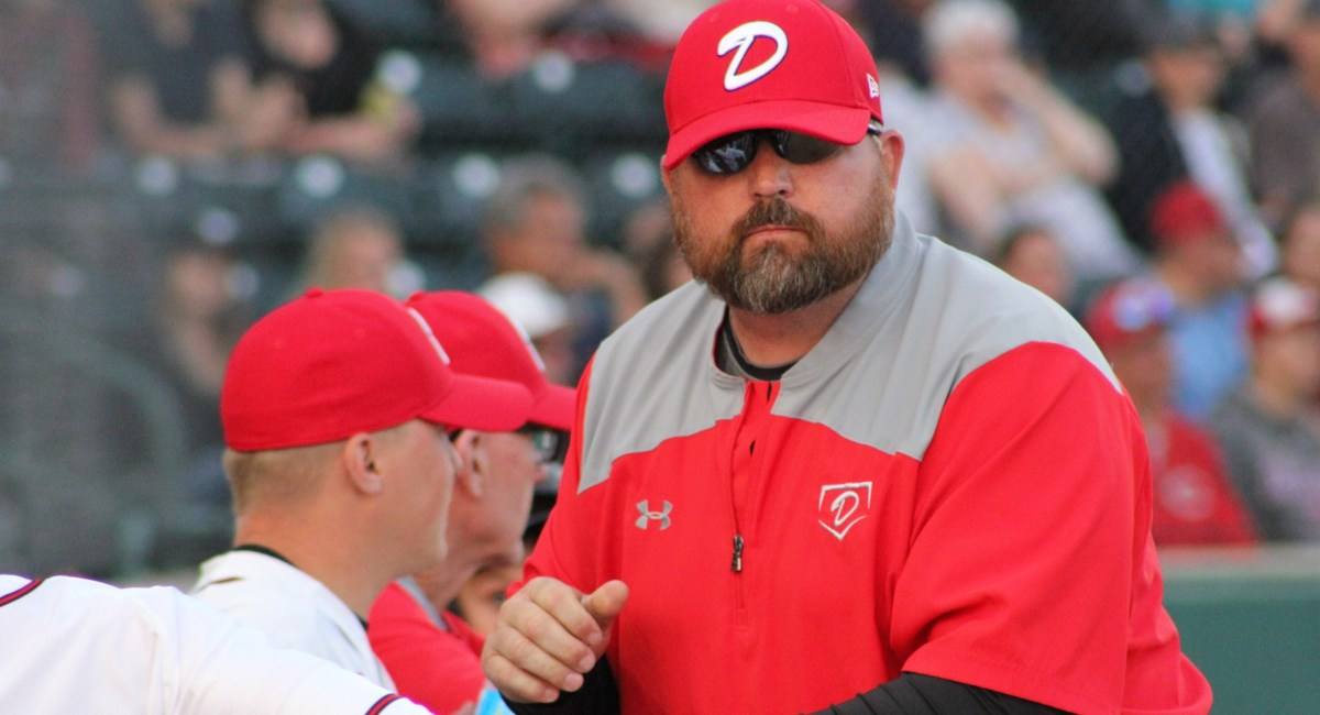 Q&A with head coach Mitch Schmidt | Okotoks Dawgs Baseball ...